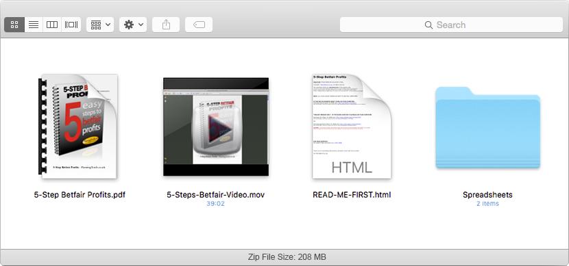 5 steps betfair profits download file contents