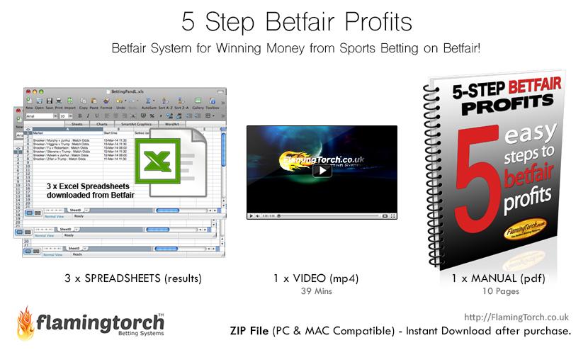 5 step betfair profits download