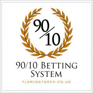 90/10 betting system